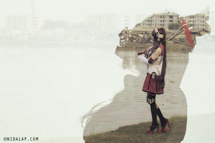 Yamato Kantai Collection Double Exposure Photo